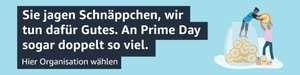 [Amazon Prime Days 2021] Information, 1% Spenden mit jedem Einkauf ohne Mehrkosten, AmazonSmile