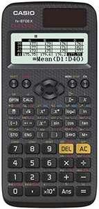Casio ClassWiz FX-87DE X technischer wissenschaftlicher Schulrechner