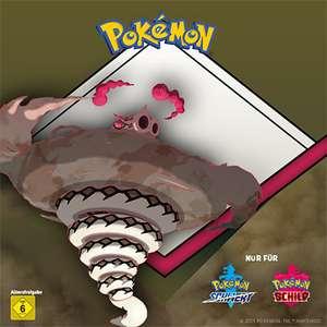 """""""Pokémon Schwert oder Schild"""" (Nintendo Switch) gratis Dynakristall bei Gamestop"""