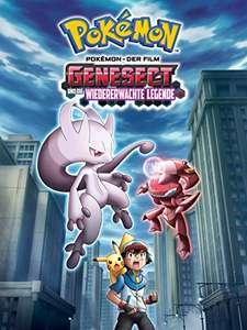 Pokémon: Genesect und die wiedererwachte Legende (2013, Film 16) kostenlos im Stream [PokémonTV]
