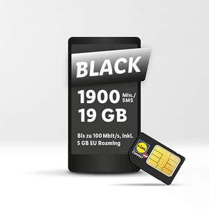 [Lidl] Lidl Connect Black Tarif ist wieder verfügbar