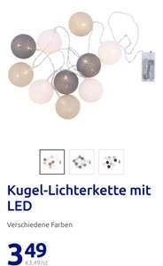 Lichterkette mit MG um 0,19€/ 0,49€