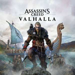 Assassin's Creed Valhalla Playstation 4 / Xbox One (Standard Edition)