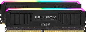 Crucial Ballistix MAX RGB DIMM Kit 32GB, DDR4-4000