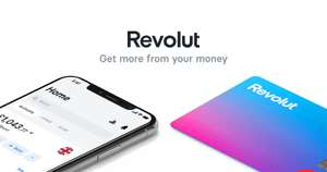 Revolut 55€ Kunden werben Kunden Aktion (Bonushöhe mglw. personalisiert)