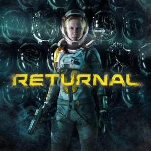 """""""Returnal"""" (PS5) erstmalig reduziert im PSN Store und gleich Bestpreis"""