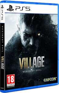 """""""Resident Evil Village"""" (PS5 / XBOX One / Series X S) zum bissherigen Bestpreis bei Gameware.at"""