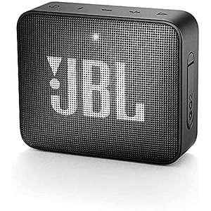JBL GO 2, Midnight Black, Bluetooth Lautsprecher