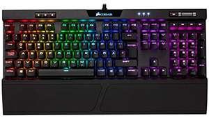 Corsair RGB Gaming Tastatur K70, MK.2, MX BROWN