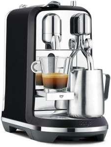 """Sage """"SNE800 the Creatista Plus"""" Nespresso Kaffeemaschine mit Milchschäumer + 20 € Nespresso Gutschein"""