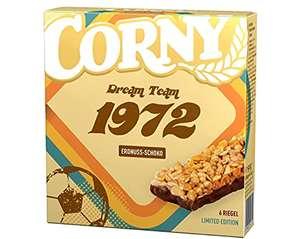 10x 6Stk. Corny Dream-Team Müsliriegel Erdnuss-Schoko
