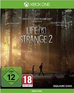 """""""Life is Strange 2"""" (XBOX One) zum Bestpreis bei Media Markt"""