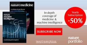 50% auf Jahresabo auf ausgewählte engl. Zeitschriften bei Springer