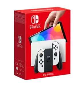 [Mediamarkt]Nintendo Switch Oled Edition Weiß (mit Newsletter und Club Gutschein )