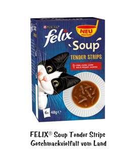 Gratis Probe FELIX® Soup Tender Strips [Katzenfutter]