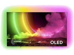 "Philips ""48OLED806"" 48 Zoll UHD OLED TV (2021, HDMI 2.1 + Ambilight) - neuer Bestpreis"