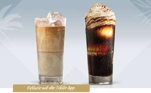 Gratis Eiskaffee in der Tchibo App