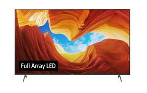 """Sony KD-75XH9299 / 75"""" Full Array Local Dimming 4K HDR SMART-TV Fernseher"""