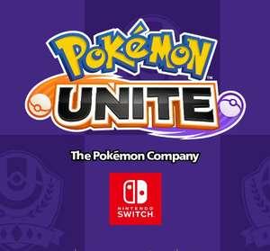 """""""Pokémon Unite"""" (Nintendo Switch / später auch iOS und Android) gratis Zeraora bei Anmeldung vom 21.Juli bis 31. August"""