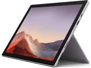 """Microsoft """"Surface Pro 7 Platin"""" (Core i5-1035G4, 16GB RAM, 256GB SSD)"""