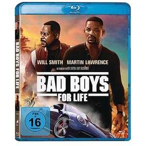 """Bad Boys for Life"" Blu-ray oder DVD um je 6€ oder als 4K Ultra HD um 9,99€ bei Media Markt - Wooosaaaahhhh-"