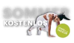 EVO Fitness: gratis Training bis inkl August 2021 - keine Bindung