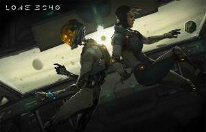 VR Lone Echo ( Oculus Quest/Rift )