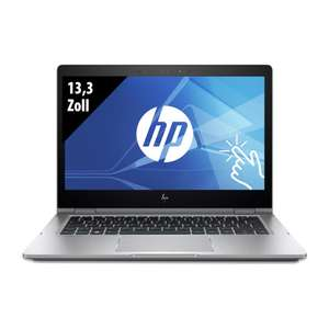 (Gebraucht/Grade A) HP EliteBook X360 1030 G2, Core i5-7300U 2,6 GHz, 8GB RAM, 256GB SSD