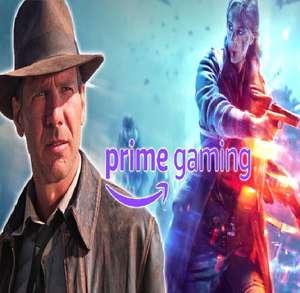 Prime Gaming August 21: Battlefield V, Indiana Jones and the Fate of Atlantis, Metamorphosis, Planet Alpha, Lost Horizon 2, ...