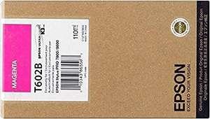 Amazon Warehouse Epson T602B magenta (Gebraucht - Wie neu)