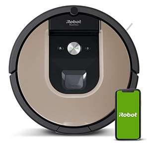 iRobot Roomba 966 WLAN-Staubsaugerroboter