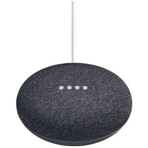 Google Home Mini, schwarz od. weiß