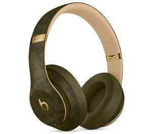 Beats by Dr. Dre Studio3 - Wireless Camo Collection, Forest Green