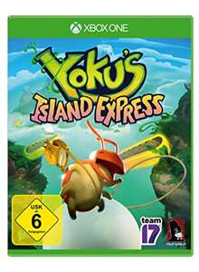 """Yoku's Island Express"" (Xbox One / Series X) Packerl ausm Paradies bei Shöpping / Gameware.at (Abholung Innsbruch als Option dann nur 5€)"