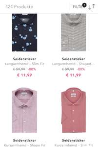 BS Seidensticker Hemden