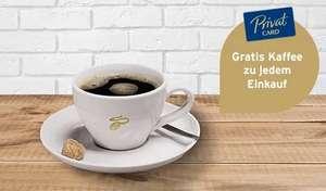 Gratis Kaffee zu jedem Einkauf bei Tchibo