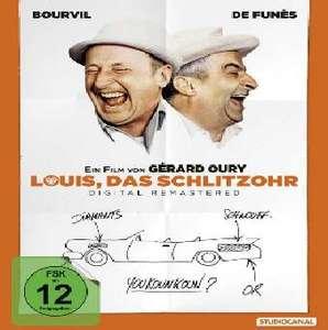 """2 Filme: """"Louis, das Schlitzohr"""" mit Louis de Funès und """"Vor uns das Meer"""" mit Colin Firth und Rachel Weisz, als Stream vom SRF"""