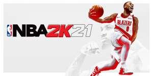 NBA 2K21 für Nintendo Switch stark reduziert