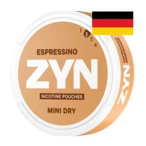 Zyn Espressino 3mg Mini Light -80% 10Stk. / Gutscheinfehler?