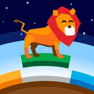 """""""Planeten Puzzle - Spiel für Kinder und Familien"""" (iOS) im Apple AppStore (gratis Vollversion über gratis InApp-Kauf)"""