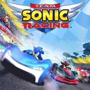 """Team Sonic Racing"" (Nintendo Switch) zum Bestpreis im Nintendo eShop - Gotta drive fast -"
