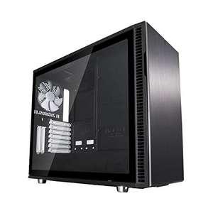 Fractal Design Define R6 Black TG, Glasfenster, schallgedämmt, Midi-Tower