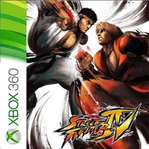 Street Fighter IV (Xbox One / Series X|S / 360) kostenlos mit Gold Mitgliedschaft im Microsoft Store Indien holen und behalten