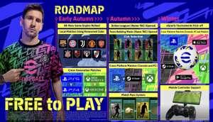 "Konami: aus ""Pro Evolution Soccer"" wird free to play ""eFootball"""