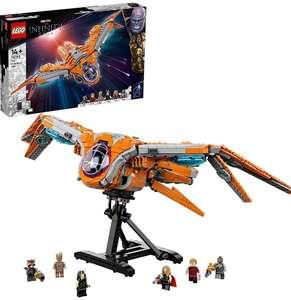 LEGO Marvel Super Heroes Das Schiff der Wächter (76193)