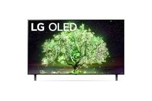 LG ELECTRONICS OLED65A19LA (2021) 65 Zoll 4K Smart OLED TV