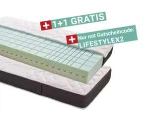 Möbelix: 1+1 gratis auf ausgewählte Matratzen & Topper