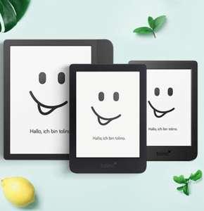 Thalia: alle Tolino eBook Reader 20% billiger