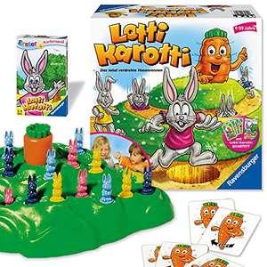 Preisjäger Junior: Lotti Karotti + Lotti Karotti Quartett