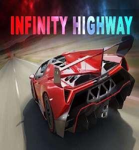"""Infinity Highway"" (Android) gratis im Google PlayStore - ohne Werbung / ohne InApp-Käufe -"